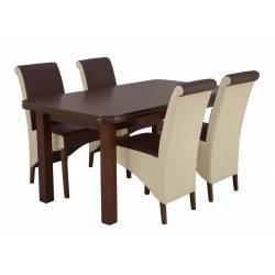 Zestaw Hjalmaren 4 krzesła...