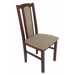Kolorystyka na zdjęciu: • krzesło: orzech/obicie nr 2