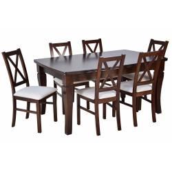 6 Krzeseł K-22 + stół S-26...