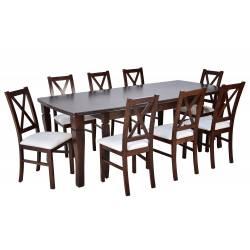 8 Krzeseł K-22 + stół S-26...