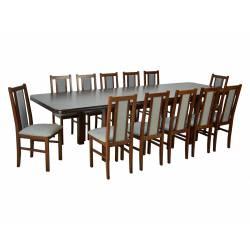 Zestaw Huron 12 krzeseł...