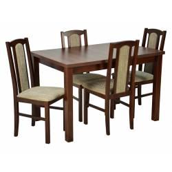 Zestaw Onega 4 krzesła B-7...