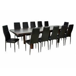 Zestaw Lobnor 12 krzeseł...