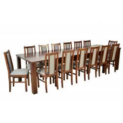 Zestaw Huron 14 krzeseł...