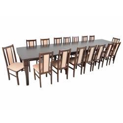 Zestaw Huron 16 krzeseł...