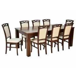 Zestaw 8 krzeseł K-12 i...