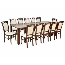 Zestaw 12 krzeseł K-12 i...