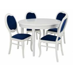 Zestaw 4 krzesła K-15 i...