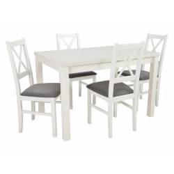 Zestaw Fegen 4 krzesła N-10...