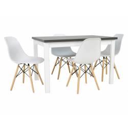 Zestaw Mjorn 4 krzesła SL-1...