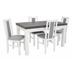 Stół rozkładany S-7 BETON...