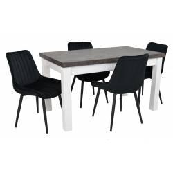 Stół ATELIER BETON CIEMNY...