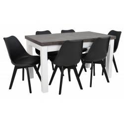 Zestaw Stół rozkładany...