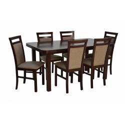 Stół rozkładany WP-5 ORZECH...