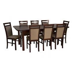 Stół rozkładany WP-8 ORZECH...