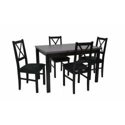 Stół rozkładany AL-1 GRAFIT...