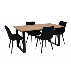 Stół rozkładany Nefro DĄB...