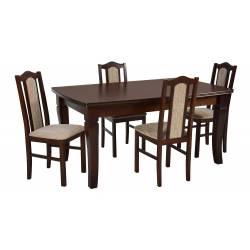 Stół rozkładany S-26 ORZECH...