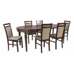 Stół rozkładany okrągły...