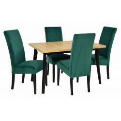 Zestaw 4 krzeseł Rimini...