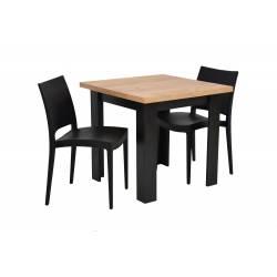 Zestaw 2 krzeseł SPECTO...