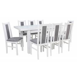Stół rozkładany S-7 BIAŁY...