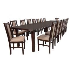 Zestaw Huron 18 krzeseł...