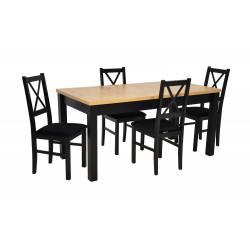 Stół rozkładany laminat...