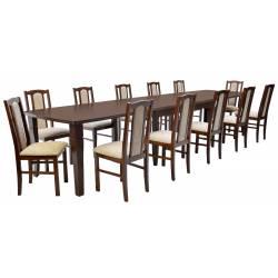Zestaw 12 krzeseł B-7 +...