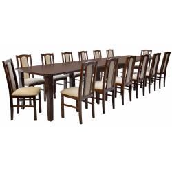 Zestaw 14 krzeseł B-7 +...