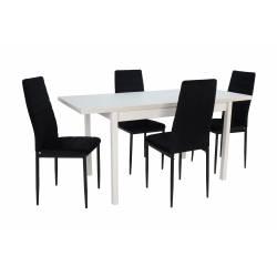 Stół rozkładany M-10 BIAŁY...