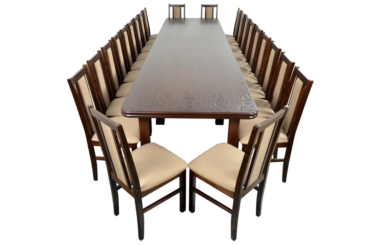 zestaw huron 22 krzes a b 14 i st wp 400 100x200 400. Black Bedroom Furniture Sets. Home Design Ideas