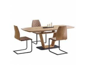 Stoły z krzesłami do salonu - nowoczene stoły i krzesła do salonu