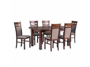 Stoły i krzesła do jadalni, zestawy stoły z krzesłami | meble-focus.pl