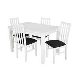 Stoły do jadalni z 4 krzesłami  | meble-focus.pl