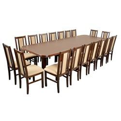 Stół i 10 krzeseł i więcej