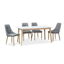 Stoły i krzesła do pokoju dziennego