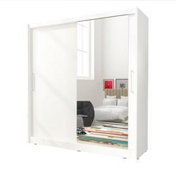 Szafy do sypialni - przesuwne szafy sypialniane | Meble Focus