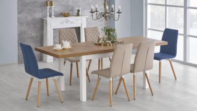 Jakie wymiary stołu dla 4, 6, 8, 10 osób? Sprawdźmy, jak wybrać rozmiar stołu!
