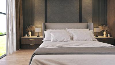 Minimalistyczne meble do sypialni — jak stworzyć funkcjonalny, ale oszczędny i nowoczesny wystrój?