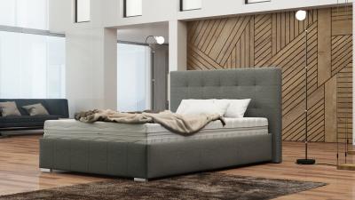 Łóżka idealne, czyli jak wybierać ramy, stelaże i materace