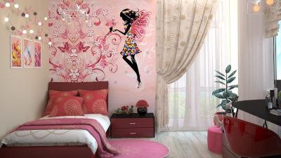 Meble dla dzieci — jak urządzić estetyczny i funkcjonalny pokój dla dziewczynki?