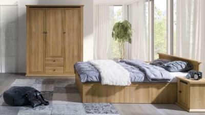 Kolekcje sypialniane — zestawy mebli do sypialni w różnym stylu