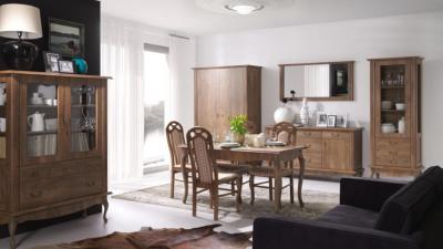 Meble rustykalne — czy ten styl sprawdza się w nowoczesnych wnętrzach?